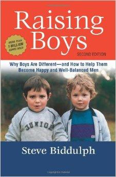 Raising boys as super mom