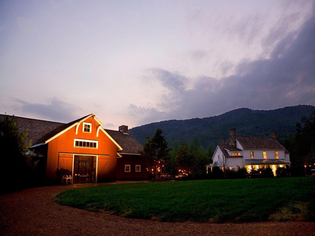 Blackberry Farm in Tennessee