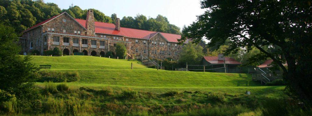 Mountain Lake Lodge, Virginia