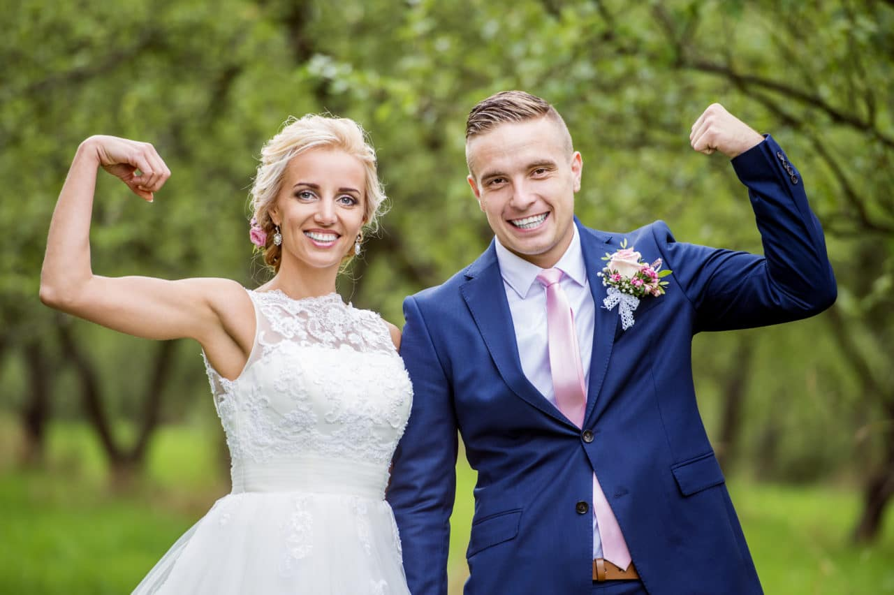 pre-wedding workout routine
