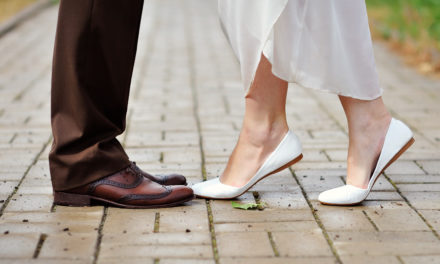 5 Types of Shoes To Help Your Feet Survive The Big Day