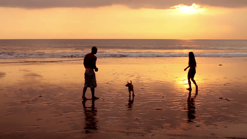 beach Engagement Announcement