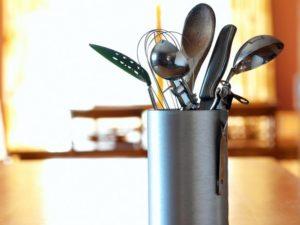 kitchen supplies for registry