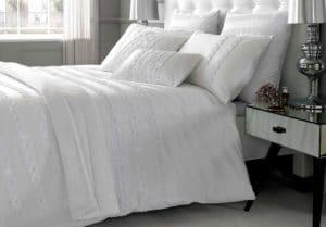 bedding on wedding registry