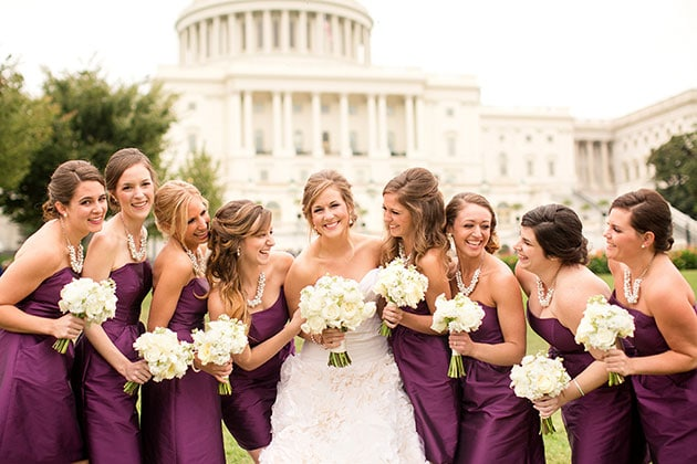 sister-in-law bridesmaids