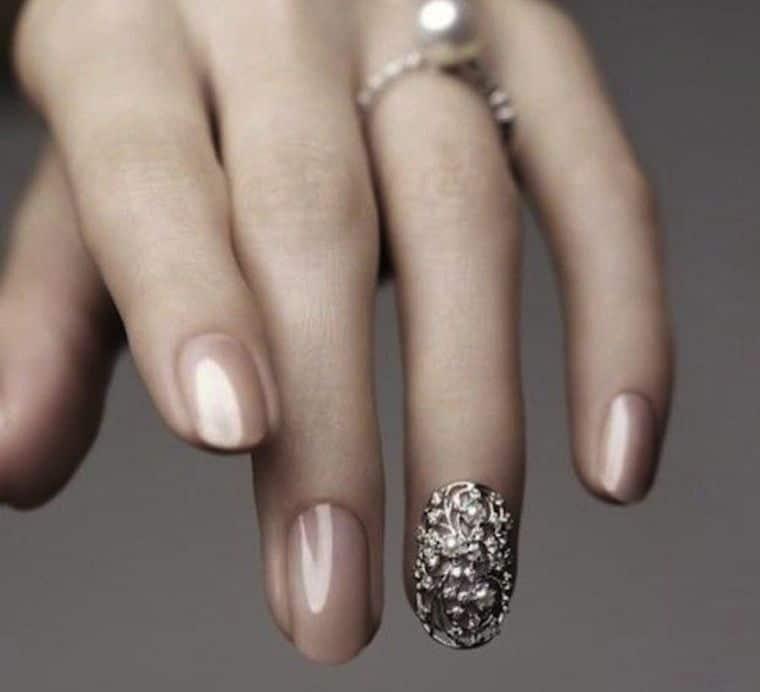 wedding manicures