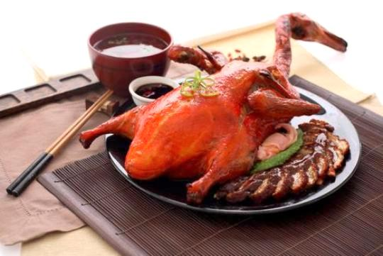 peking duck china weddings
