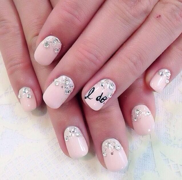 wedding manicures