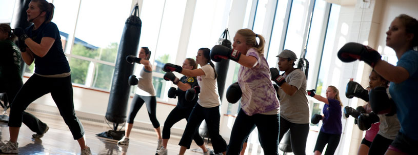 workout classes with bridal party