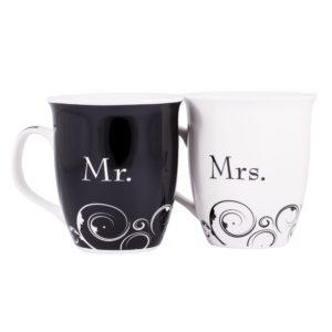 Mr and Mrs mugs1