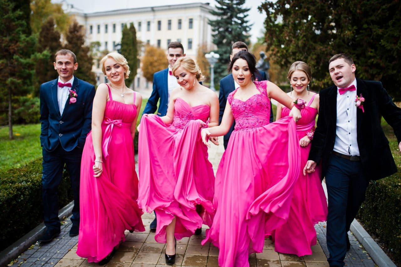 bridesmaid personalities