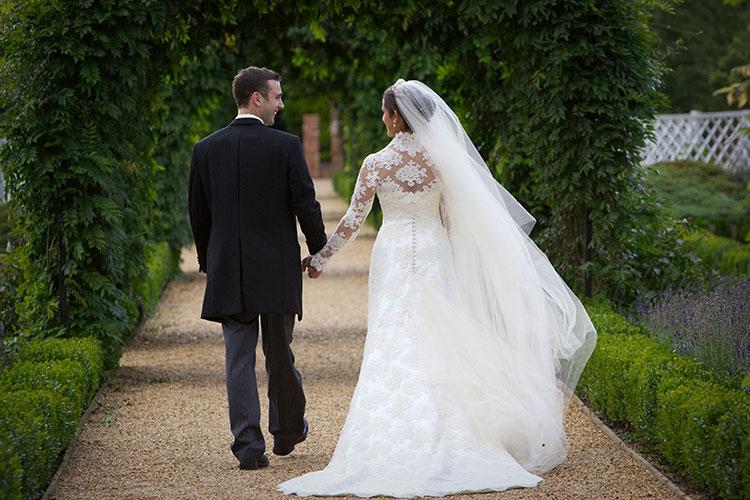 wedding attire cost