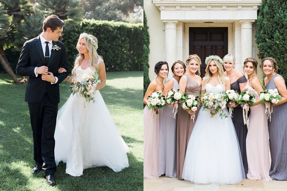 Celebrity Wedding Ideas to Implement on Your Wedding Day