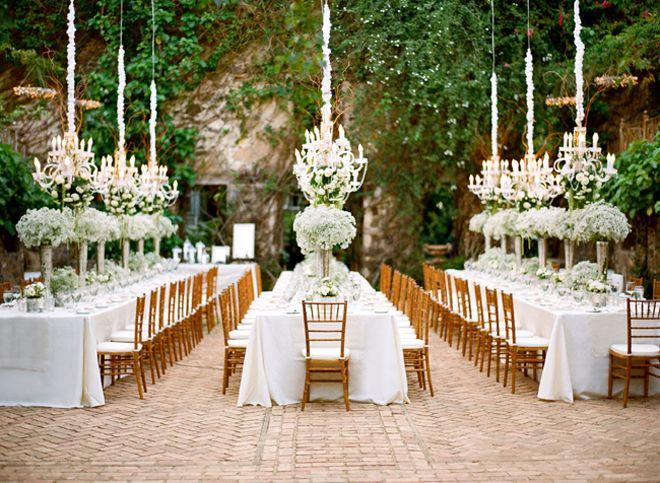 neutral wedding color scheme