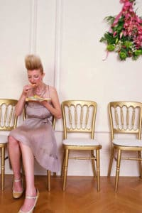 single at wedding