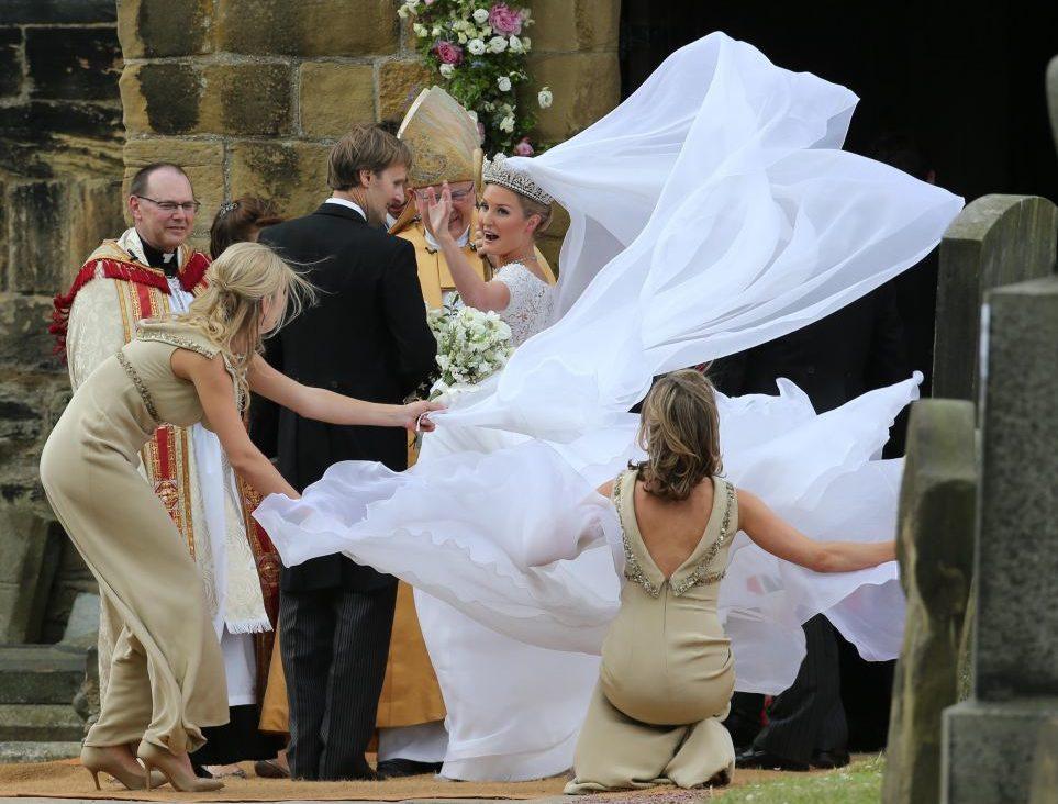 wedding day fails