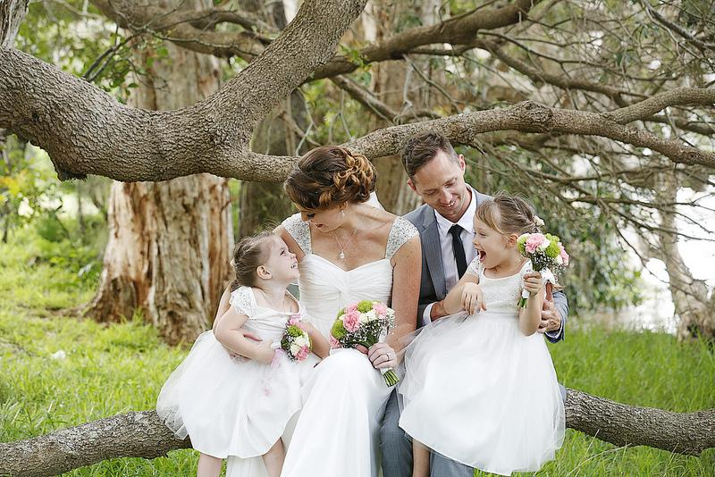 blended family wedding