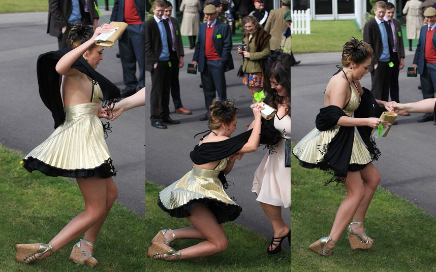 wedding guest fails