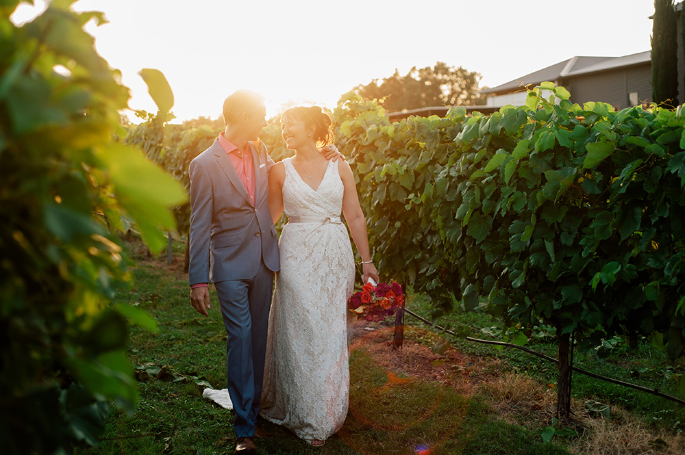 vineyard elopement