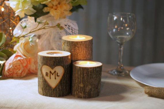 personalized sweetheart table decorations
