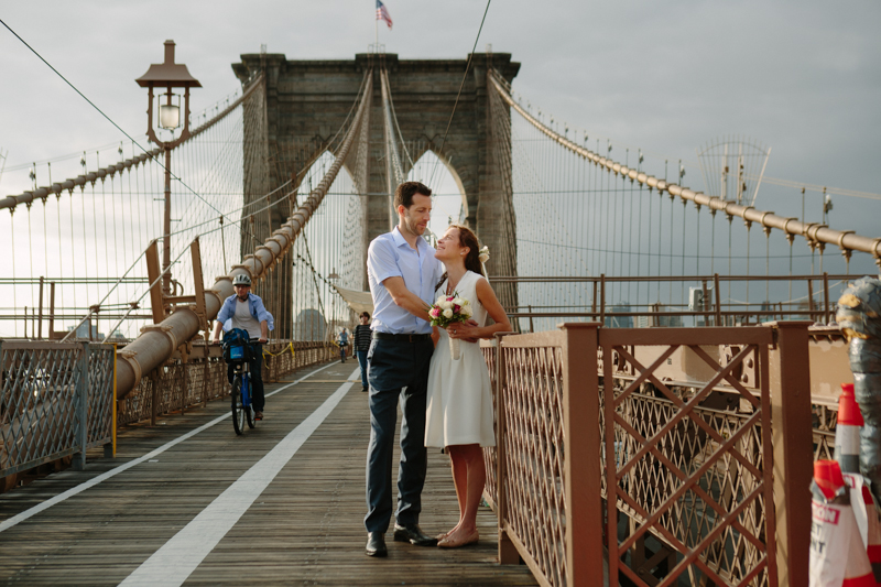 bridge elopement