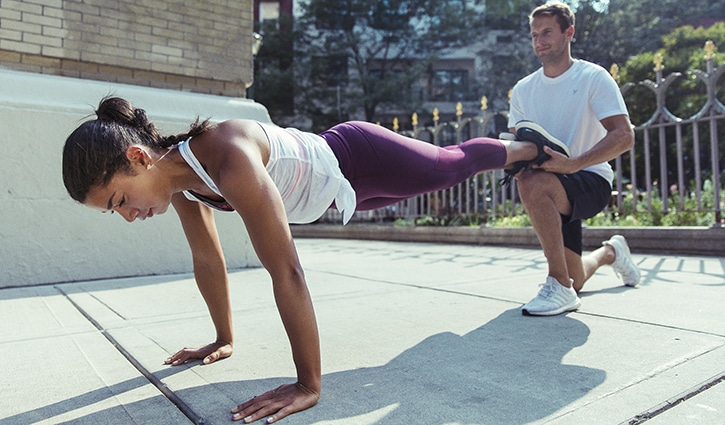 wheelbarrow workout