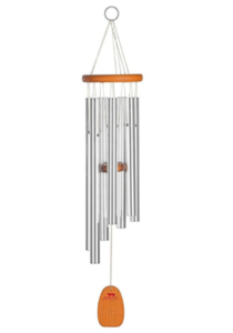 anniversary wind chimes