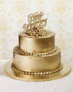 wedding cake ideas anniversary
