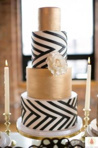 modern wedding cake ideas