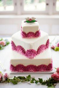 medium wedding cake ideas