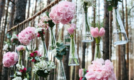 The Wedding Is Over… What Do You Do With Your Wedding Decor?