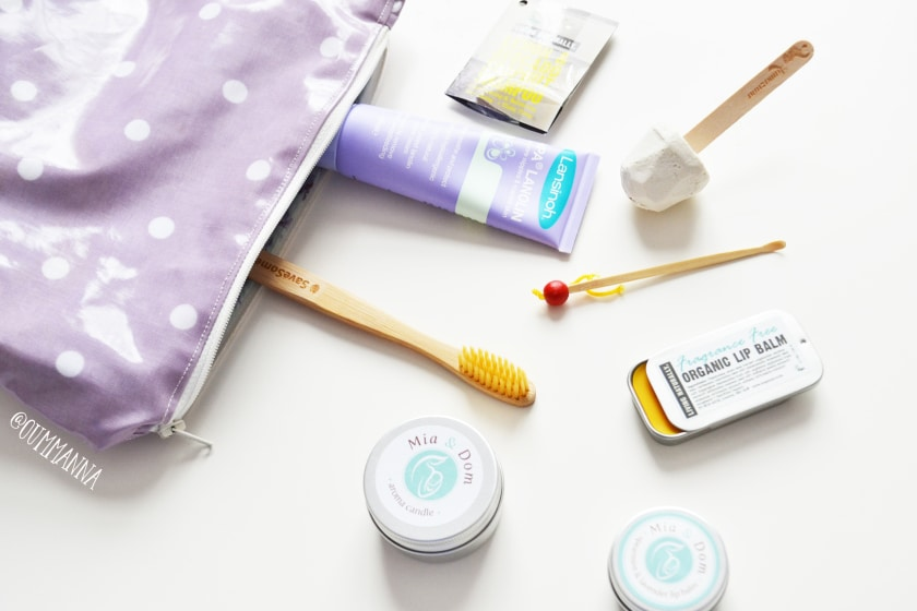 toiletries for Hospital Bag
