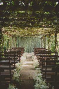 boho aisle