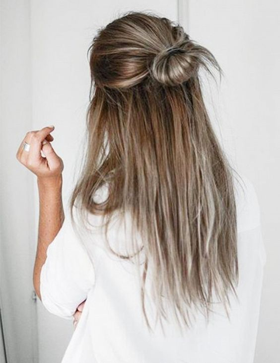 lazy day hairstyles