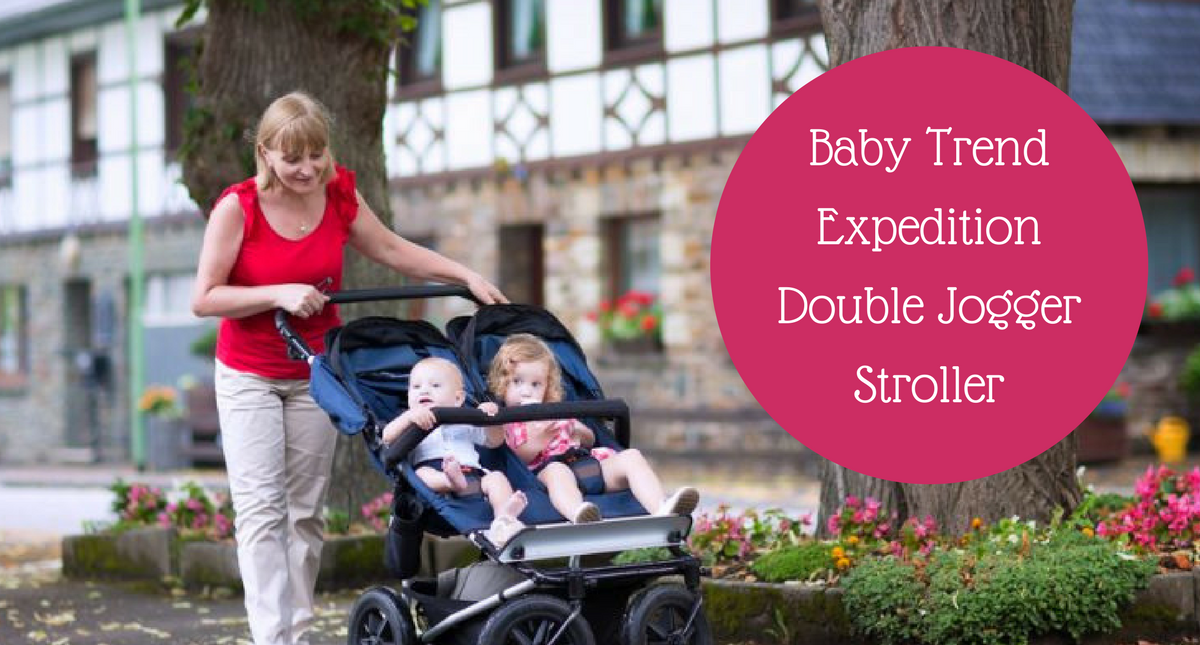 Baby Trend Expedition Double Jogger Stroller Product Review
