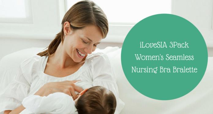 iLove Sia Nursing Bra