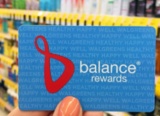 Walgreens Balance Rewards Card