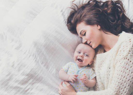 flexible mom