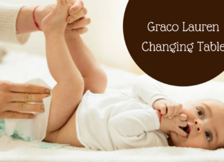 Graco Lauren Changing Table