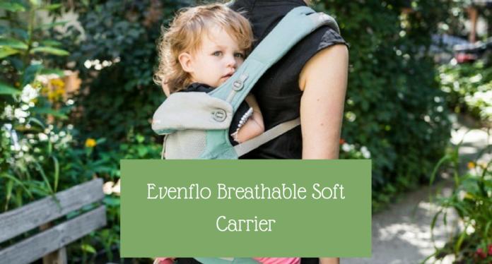 Evenflo Breathable Soft Carrier