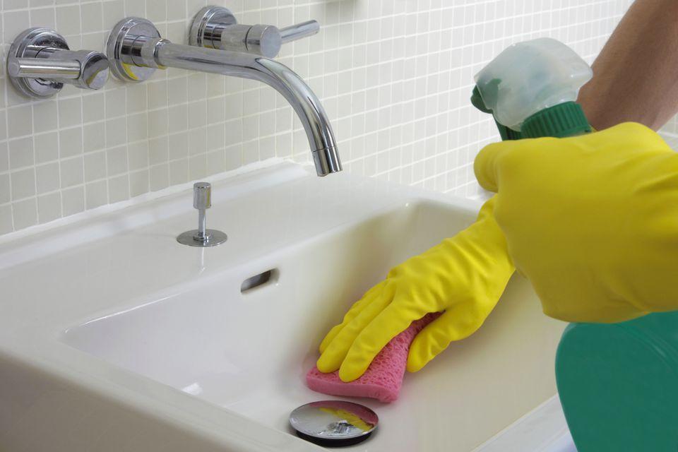 clean every week