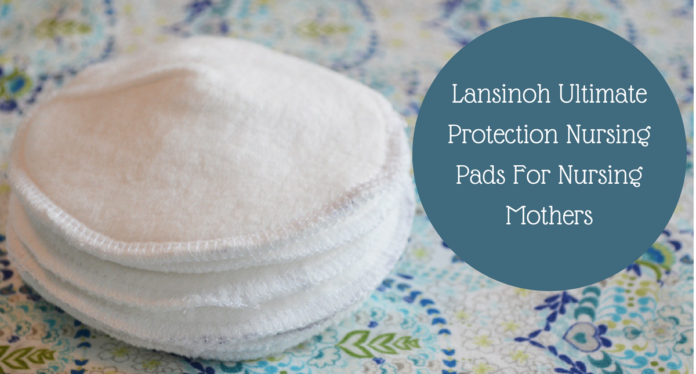 Lansinoh Ultimate Protection Nursing Pads For Nursing Mothers