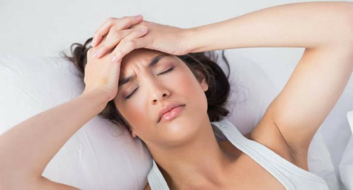 pregnancy headaches