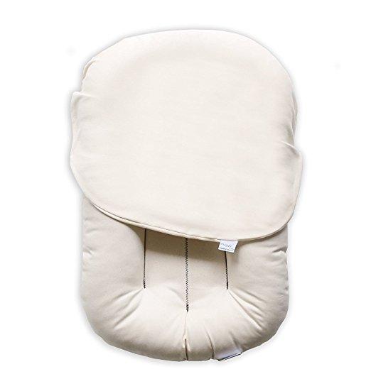 Snuggle Me Organic Patented Sensory Lounger for Baby, snuggle me organic, organic co sleeper, snuggle me original, snuggle me cushion, baby snuggle bed, snuggle me co sleeper, snuggle me organic reviews, snuggle me organic safety, snuggle me cushion safety, snuggle me reviews
