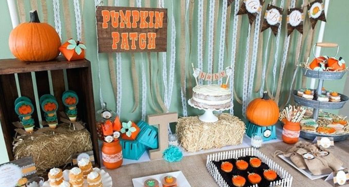 Halloween Baby Shower Ideas Decorations.Your Guide To Throwing An Epic Fall Baby Shower