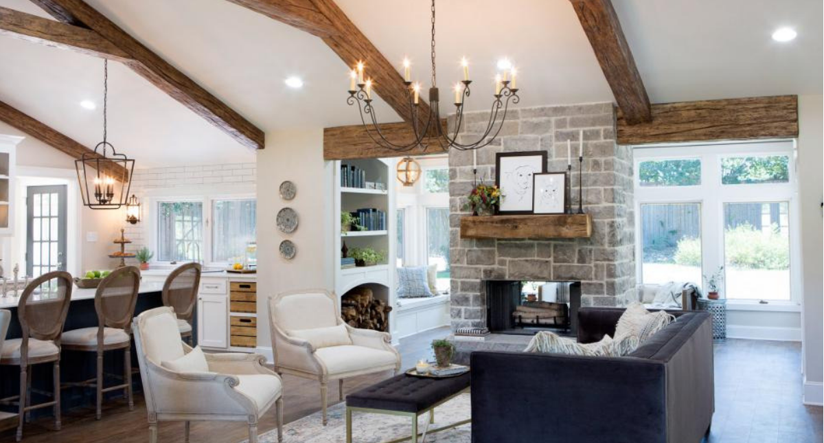 15 Of Joanna Gaines Living Room Ideas And Decorating Tips