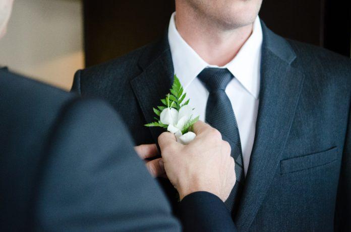 men's wedding