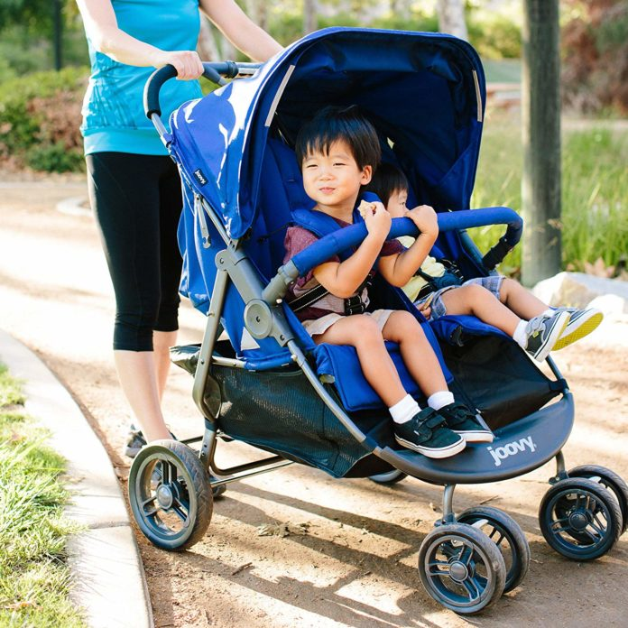 Double Strollers Top List - Joovy Scooter X2 Double Stroller, Black